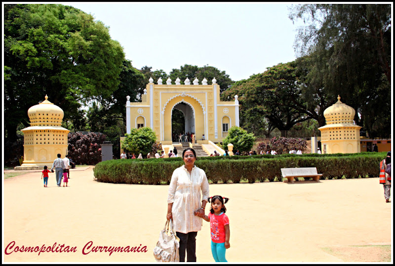 Tipu Sultan's Summer Palace 1