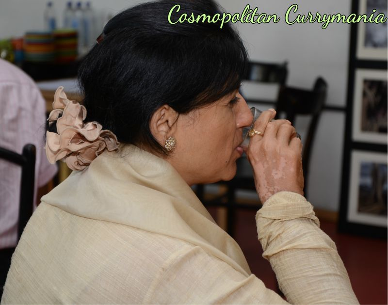 Naini Setalvad at the tea-tasting event.jpg