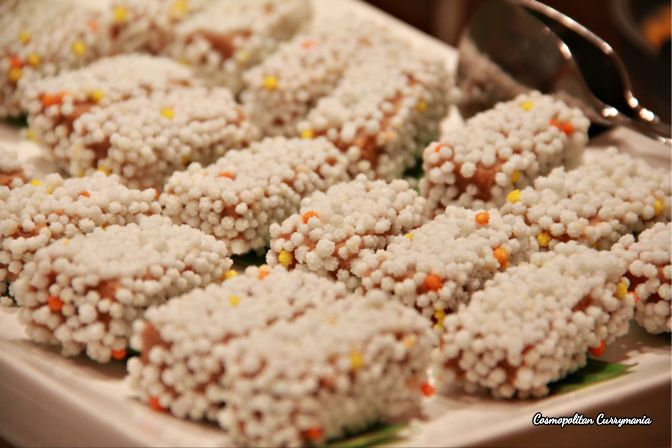 Baal Mithai is a traditional sweet from Almora.