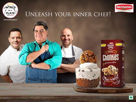 Participate in #ChefswithChunkies Masterchef Australia contest