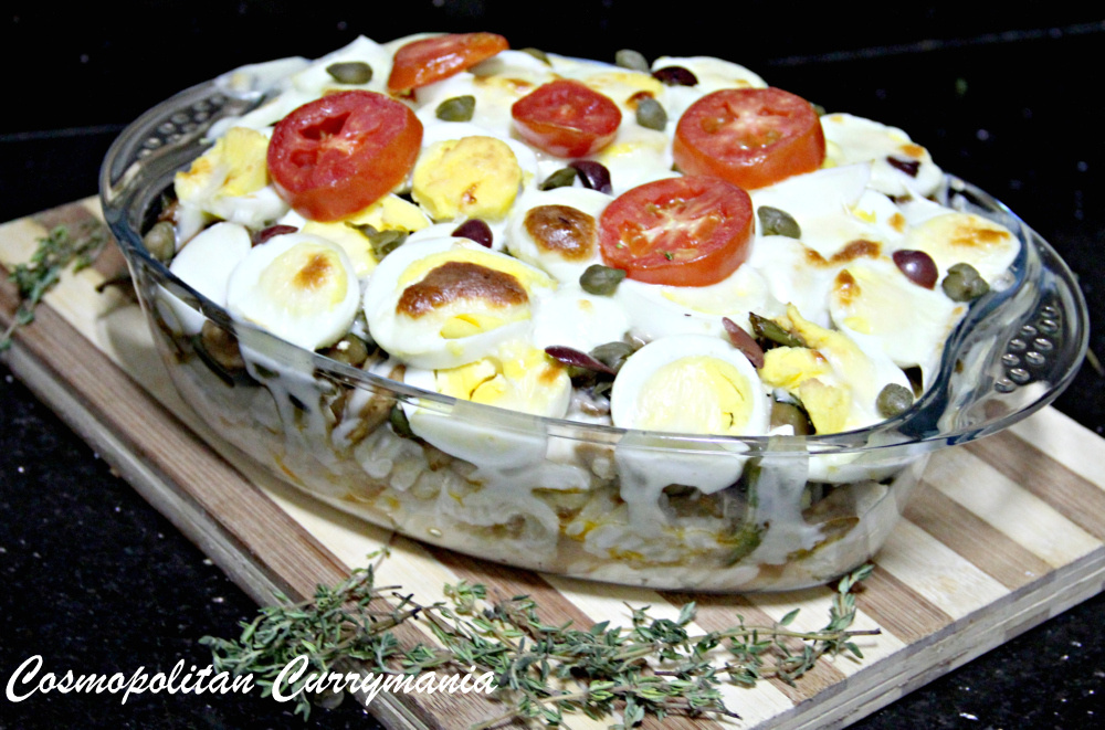 Baked Pasta with Chicken and Vegetables main pic 1