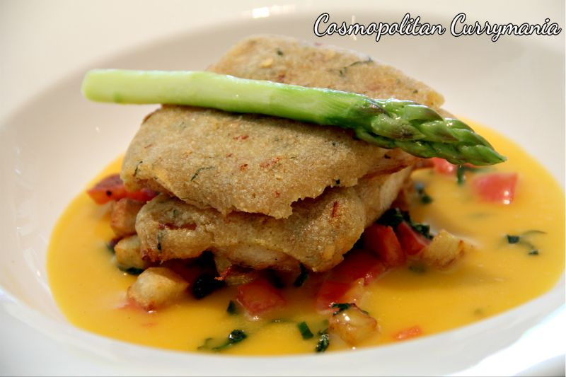 The chilli and fennel crusted snapper with olives, potatoes and orange sauce 0.jpg