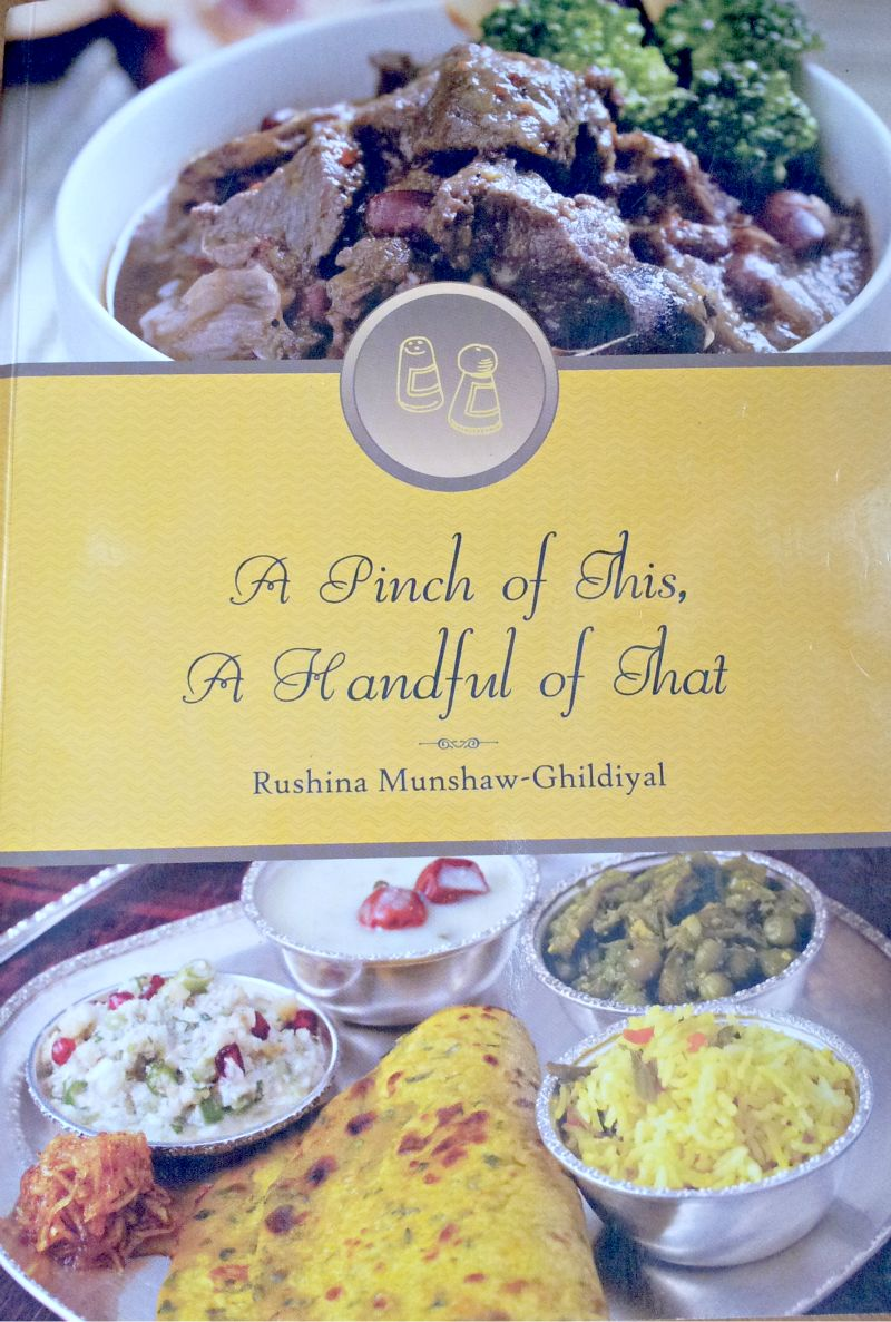 Rushina Ghildiyal book A pinch of this a handful of that book review by purabi naha cosmopolitan currymania1.jpg (2)