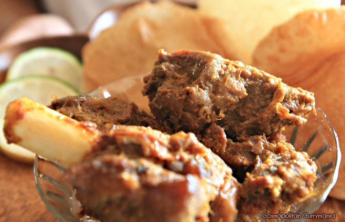 How to make Kosha Mangsho