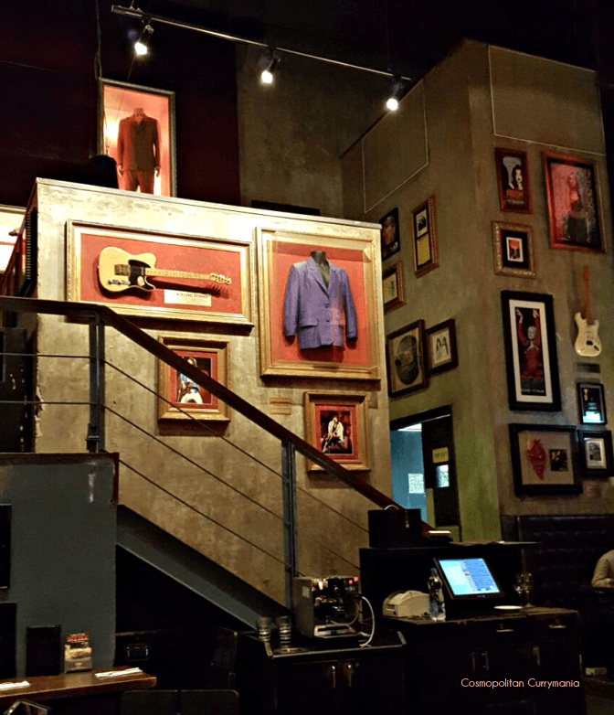 Hard Rock Cafe, Worli.