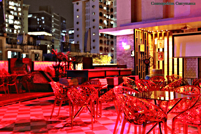 Tipsy Terrace ambience