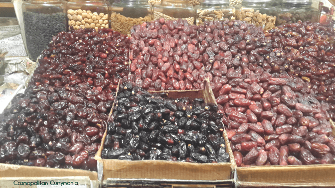 Dates at Ajwaa Dates and Dry Fruits