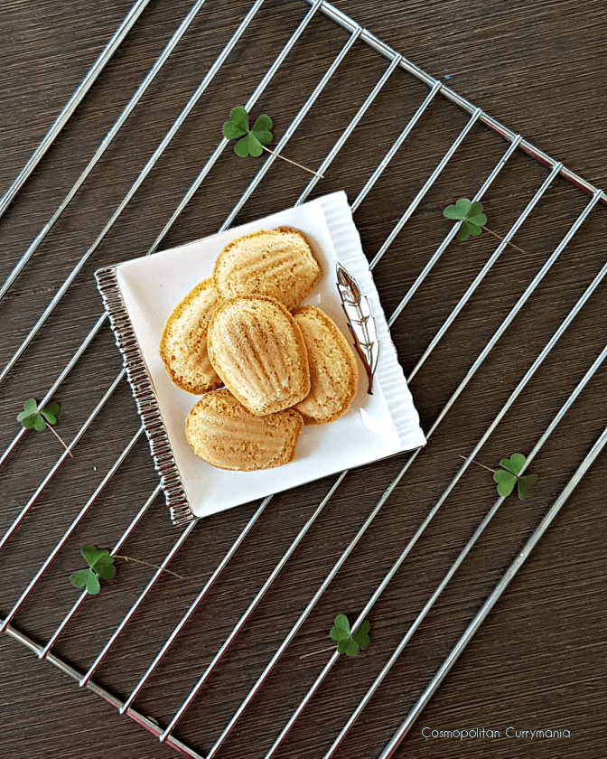 Hump in Madeleines