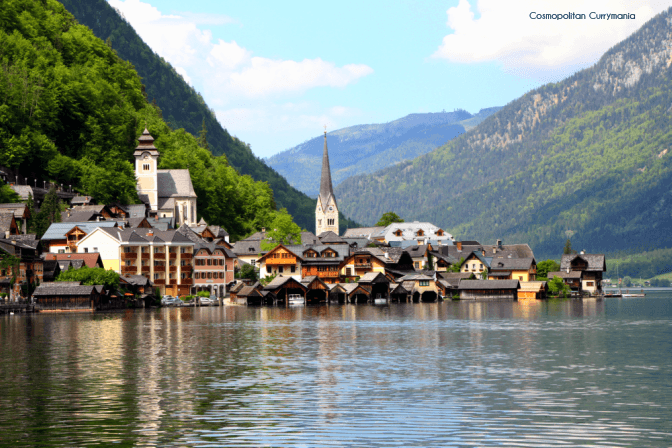 How to go to Hallstatt from vienna