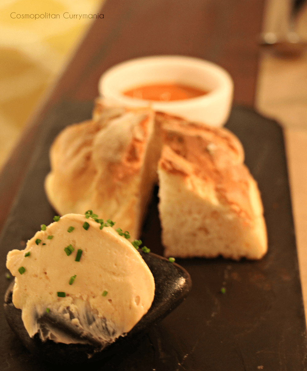 bread and butter at olive mumbai